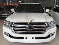 Toyota Land Cruiser V8 5.7L 2016 màu trắng xuất Mỹ, xe mới 100% full option