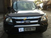 Cần bán Ford Ranger XLT 4x4MT năm 2011, màu đen, nhập khẩu chính hãng giá cạnh tranh