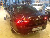 Bán xe nhập Đức Volkswagen Passat 1.8l GP, đời 2016, màu đỏ mận. LH Hương 0902.608.293
