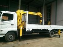 Bán xe tải Hino FG 9.4T gắn cẩu Unic 5 tấn 3 khúc 4 khúc 5 khúc