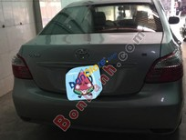Cần bán xe Toyota Vios 1.5MT đời 2010, màu bạc giá cạnh tranh