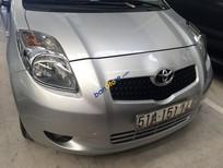 Bán Toyota Yaris 1.3AT đời 2008, màu bạc