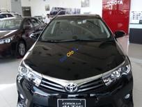 Bán Toyota Corolla Q đời 2016, màu đen, giá 903tr