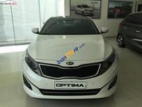 Bán ô tô Kia Optima 2.0 đời 2016, màu trắng, xe nhập