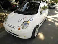 Bán xe Daewoo Matiz SE đời 2004, màu trắng, nhập khẩu chính hãng