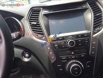 Cần bán xe Hyundai Santa Fe CRDi đời 2015, màu đen, xe nhập số tự động