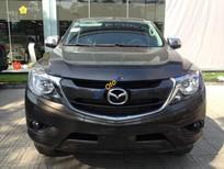 Bán ô tô Mazda BT 50 MT Facelift 2016, màu xám, nhập khẩu 0916.566.844