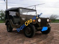 Cần bán gấp Jeep A2 1980, nhập khẩu chính hãng