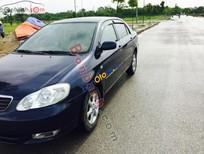 Bán xe cũ Toyota Corolla Altis 1.8G đời 2002 đẹp như mới giá cạnh tranh