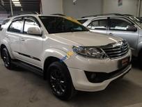 Toyota Đông Sài Gòn bán xe Fortuner TRD đời 2014, màu trắng xe cá nhân, mới 95%