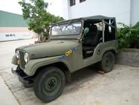 Cần bán gấp Jeep CJ năm 1980, nhập khẩu nguyên chiếc, 50 triệu