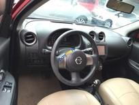 Bán xe Nissan Micra đời 2011, màu đỏ, nhập khẩu