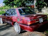 Bán ô tô Toyota Camry đời 1991, màu đỏ