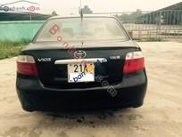 Bán Toyota Vios 1.5G MT sản xuất 2005, màu đen còn mới, 225tr