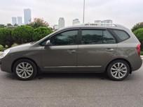 Cần bán lại xe Kia Carens EX sản xuất 2014, màu xám, xe gia đình