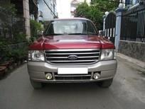 Cần bán gấp Ford Everest 2006, màu đỏ giá cạnh tranh
