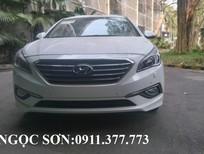 Cần bán xe Hyundai Sonata mới 2016, màu trắng, nhập khẩu chính hãng