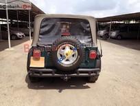 Bán Jeep Wrangler 4x4MT đời 1994, màu xanh lam, nhập khẩu chính hãng số sàn, giá chỉ 400 triệu