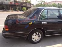 Bán xe cũ Toyota Crown 2.2MT đời 1992, màu đen, xe nhập