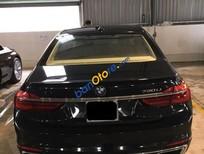 Bán xe BMW 7 Series 730Li đời 2016, màu đen