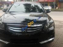 Bán Honda Accord V6- 3.5 AT đời 2013, màu đen
