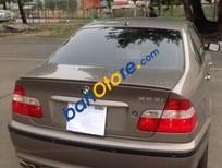 Bán xe BMW 325i đời 2004, màu nâu, nhập khẩu chính hãng