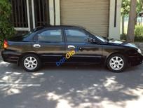 Bán xe Kia Spectra LS đời 2005, màu đen còn mới