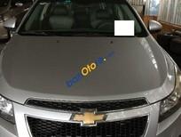 Cần bán xe cũ Chevrolet Cruze đời 2009, màu bạc, giá chỉ 385 triệu