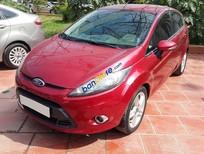Cần bán xe Ford Fiesta AT đời 2011, màu đỏ giá cạnh tranh