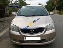 Cần bán Toyota Vios G đời 2004