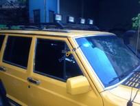 Bán Jeep Cherokee G đời 1998, màu vàng, nhập khẩu chính hãng