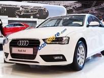 Bán xe cũ Audi A4 năm 2013, màu trắng, nhập khẩu chính hãng