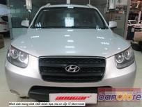 Cần bán xe Hyundai Santa Fe 2.0AT sản xuất 2007, màu bạc, nhập khẩu chính hãng, số tự động