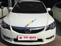 Honda Civic 2011 1.8AT màu trắng, số tự động