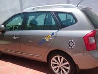 Bán ô tô Kia Carens đời 2011, màu bạc chính chủ, giá tốt