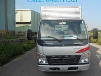 Xe tải Fuso Canter 1T9. Chuyên bán xe tải Fuso Canter 1T9 do Mercedes - Benz Việt Nam sản xuất