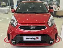 Kia Morning simt 2016, màu đỏ ,hỗ trợ vay 80% giá trị xe