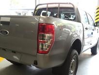 Cần bán Ford Ranger XL4x4 Bạc đời 2016, màu bạc, nhập khẩu
