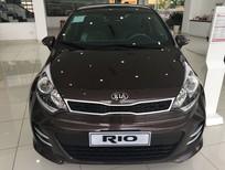 Bán ô tô Kia Rio 5DR full, 4DR MT, AT sản xuất 2016, màu trắng, nhập khẩu