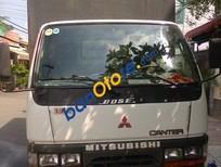 Bán xe tải Mitsubishi Canter đời 2006, 1T9 hạ tải 1T65, thùng kín