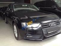 Cần bán xe Audi A4 đời 2012, màu đen, xe nhập