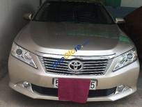 Bán Toyota Camry sản xuất 2012 chính chủ