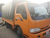 Cần bán xe tải 1,5 tấn - dưới 2,5 tấn k165s k190 2016, màu vàng, giá 338tr