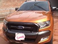 Cần bán gấp Ford Ranger Wildtrak 3.2 đời 2016, màu đỏ, nhập khẩu nguyên chiếc