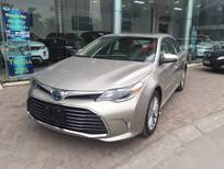 Bán Toyota Avalon Hybrid đời 2016, màu vàng, nhập khẩu chính hãng