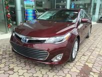 Bán Toyota Avalon HYbrid đời 2016, màu đỏ, nhập khẩu nguyên chiếc