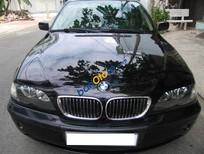 Cần bán lại xe BMW 325i đời 2005, màu đen, nhập khẩu nguyên chiếc