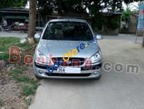 Bán Hyundai Getz đời 2009, màu bạc, nhập khẩu nguyên chiếc, giá tốt