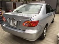 Bán Toyota Corolla 2002, màu bạc còn mới
