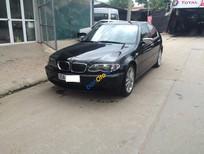 Cần bán gấp BMW 325i 2004, màu đen, xe nhập số tự động giá cạnh tranh